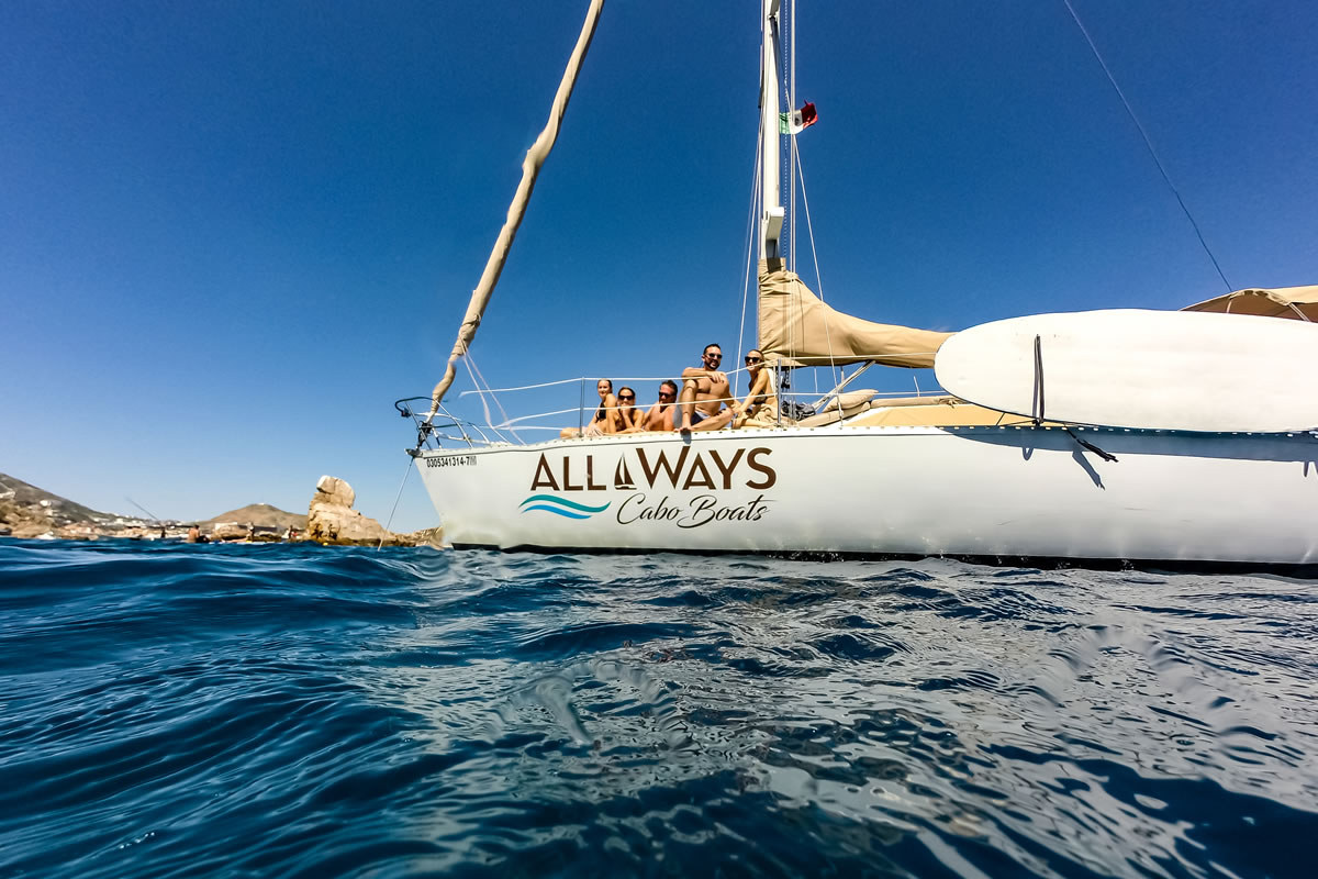 Allways Cabo Boats